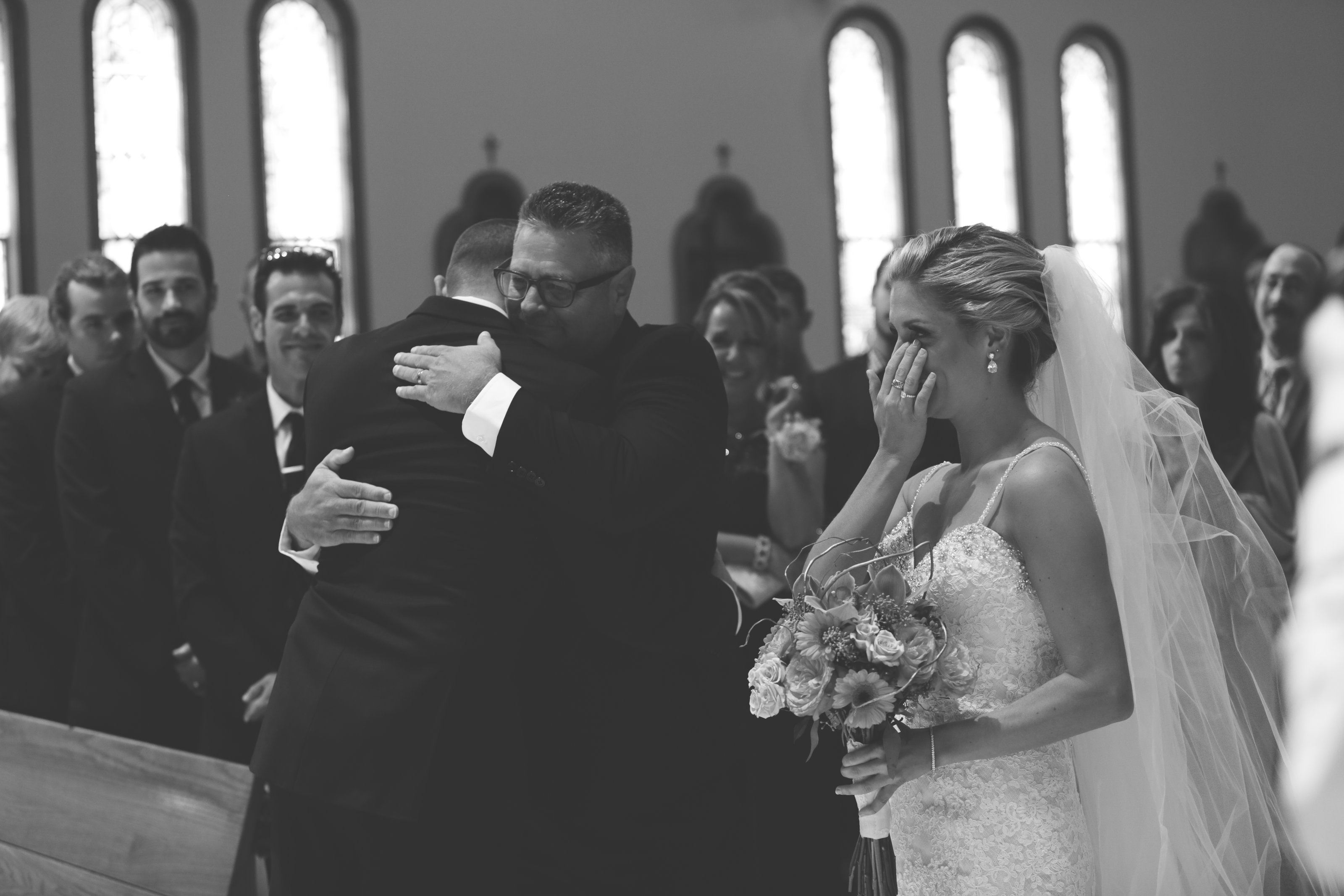 Videographers capture the emotional moments of a wedding day for you to relive later.